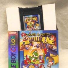 Videojuegos y Consolas: GALLERY 2 NINTENDO GAME BOY COLOR. Lote 196028488