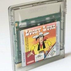 Videojuegos y Consolas: LUCKY LUKE **** JUEGO GAME BOY COLOR. Lote 198724633