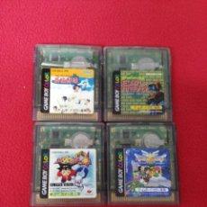 Videojuegos y Consolas: JUEGOS GAME BOY COLOR EDICIÓN JAPONESA. Lote 198885286