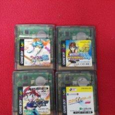 Videojuegos y Consolas: JUEGOS GAME BOY COLOR EDICIÓN JAPONESA. Lote 198885977