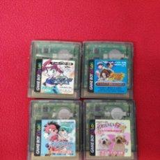 Videojuegos y Consolas: JUEGOS GAME BOY COLOR EDICIÓN JAPONESA. Lote 198886391