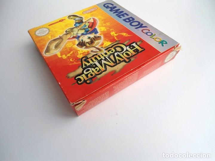 Videojuegos y Consolas: HOLY MAGIC CENTURY - NINTENDO GAMEBOY COLOR 1999 - JUEGO COMPLETO CON INSTRUCCIONES (GAME BOY) - Foto 4 - 199667486