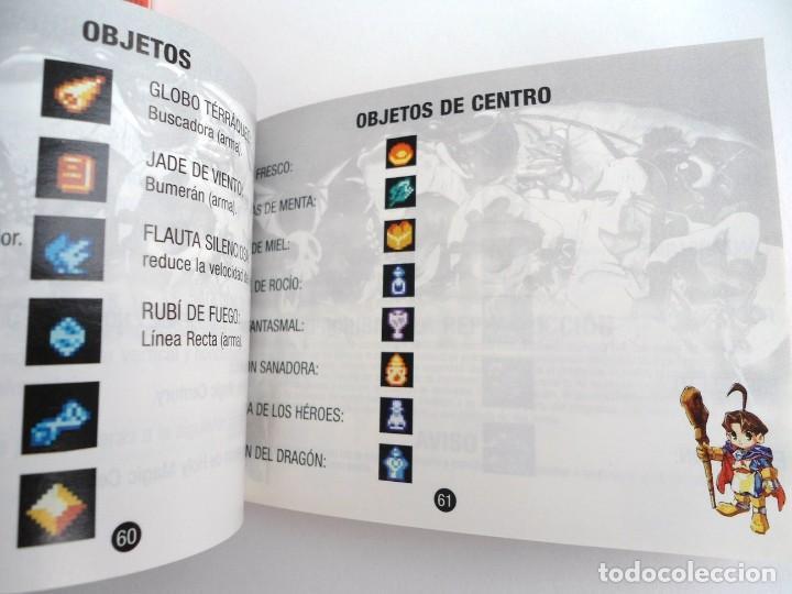 Videojuegos y Consolas: HOLY MAGIC CENTURY - NINTENDO GAMEBOY COLOR 1999 - JUEGO COMPLETO CON INSTRUCCIONES (GAME BOY) - Foto 15 - 199667486