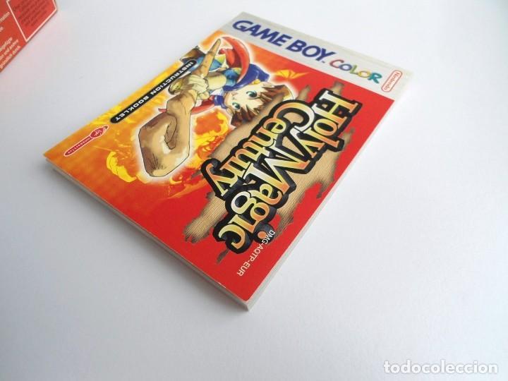 Videojuegos y Consolas: HOLY MAGIC CENTURY - NINTENDO GAMEBOY COLOR 1999 - JUEGO COMPLETO CON INSTRUCCIONES (GAME BOY) - Foto 11 - 199667486