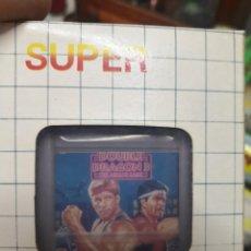 Videojuegos y Consolas: CARTUCHO DOUBLE DRAGON 3 JUEGO CLON CLONICO NINTENDO GAME BOY . Lote 199718616