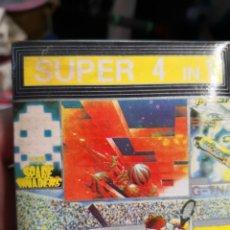 Videojuegos y Consolas: CARTUCHO 4 EN 1 JUEGO CLON CLONICO NINTENDO GAME BOY . Lote 199774838