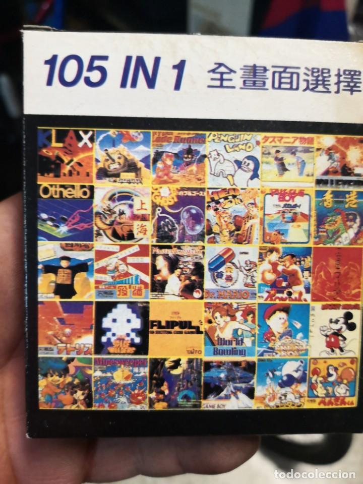 CARTUCHO 105 EN 1 JUEGO CLON CLONICO NINTENDO GAME BOY (Juguetes - Videojuegos y Consolas - Nintendo - GameBoy Color)