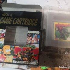Videojuegos y Consolas: CARTUCHO COLECCIONABLE JUEGO PINBALL CLON CLONICO NINTENDO GAME BOY . Lote 199797947