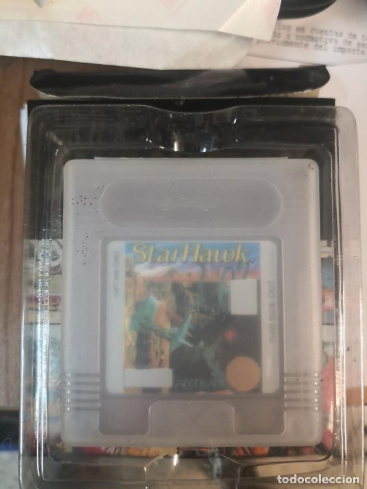 CARTUCHO COLECCIONABLE JUEGO STAR HAWK CLON CLONICO NINTENDO GAME BOY (Juguetes - Videojuegos y Consolas - Nintendo - GameBoy Color)