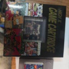 Videojuegos y Consolas: CARTUCHO COLECCIONABLE JUEGO SPIDERMAN + SPOCE CADET CLONICO NINTENDO GAME BOY . Lote 199800547