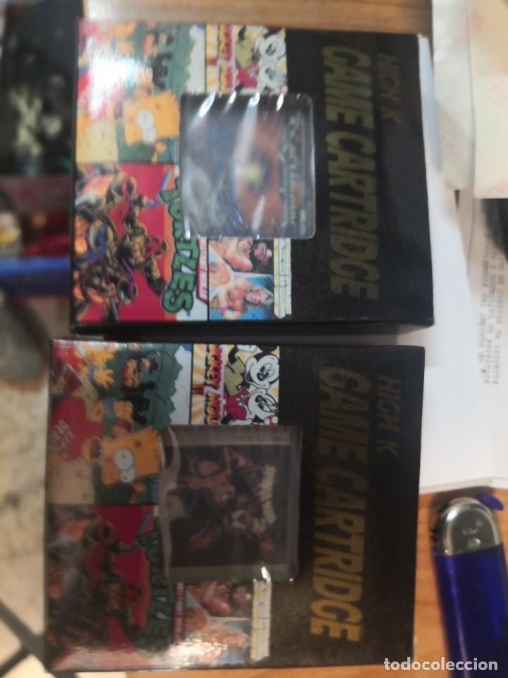 CARTUCHO COLECCIONABLE JUEGO SPIDERMAN + LAS MATANK CLONICO NINTENDO GAME BOY (Juguetes - Videojuegos y Consolas - Nintendo - GameBoy Color)