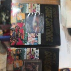 Videojuegos y Consolas: CARTUCHO COLECCIONABLE JUEGO SPIDERMAN + LAS MATANK CLONICO NINTENDO GAME BOY . Lote 199800875