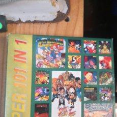 Videojuegos y Consolas: CARTUCHO COLECCIONABLE JUEGO 101 EN 1 ULTRA GAME CLONICO NINTENDO GAME BOY . Lote 199804062
