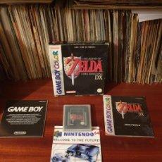 Videojuegos y Consolas: ZELDA / GAME BOY A COLOR / PAL. Lote 199854847