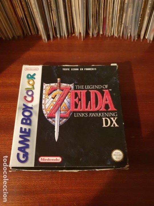 Videojuegos y Consolas: ZELDA / GAME BOY A COLOR / PAL - Foto 2 - 199854847
