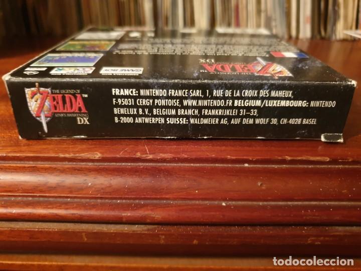 Videojuegos y Consolas: ZELDA / GAME BOY A COLOR / PAL - Foto 6 - 199854847