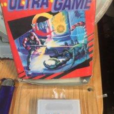 Videojuegos y Consolas: CARTUCHO COLECCIONABLE JUEGO 27 EN 1 ULTRA GAME CLONICO NINTENDO GAME BOY. Lote 200873787
