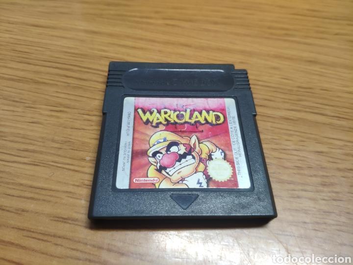 JUEGO GAMEBOY COLOR WARIOLAND II 2 CARTUCHO NEGRO (Juguetes - Videojuegos y Consolas - Nintendo - GameBoy Color)