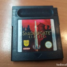 Videojuegos y Consolas: 08-00350 - GAME BOY COLOR - SHADOWGATE CLASIC. Lote 201925837
