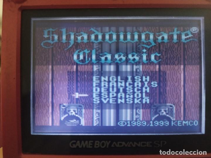 Videojuegos y Consolas: 08-00350 - game boy color - shadowgate clasic - Foto 3 - 201925837