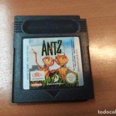 Videojuegos y Consolas: 08-00352 - GAMEBOY COLOR - ANTZ. Lote 201928438