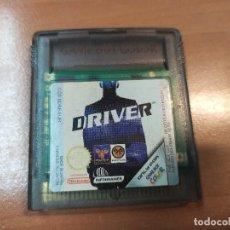 Videojuegos y Consolas: 08-00353 - GAMEBOY COLOR - DRIVER. Lote 201929280