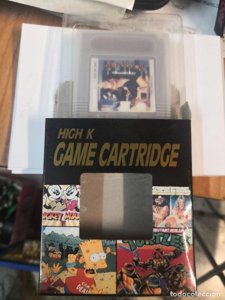 CARTUCHO COLECCIONABLE JUEGO WERE BACK CLON CLONICO NINTENDO GAME BOY (Juguetes - Videojuegos y Consolas - Nintendo - GameBoy Color)