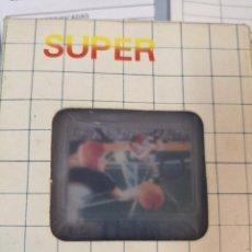 Videojuegos y Consolas: CARTUCHO COLECCIONABLE JUEGO TENNIS CLON CLONICO NINTENDO GAME BOY. Lote 202111653