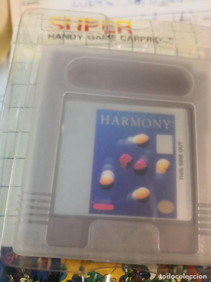 CARTUCHO COLECCIONABLE JUEGO HARMONY CLON CLONICO NINTENDO GAME BOY (Juguetes - Videojuegos y Consolas - Nintendo - GameBoy Color)