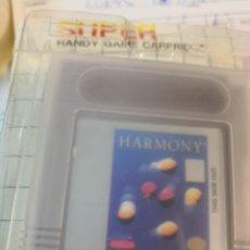 Videojuegos y Consolas: CARTUCHO COLECCIONABLE JUEGO HARMONY CLON CLONICO NINTENDO GAME BOY. Lote 202111811