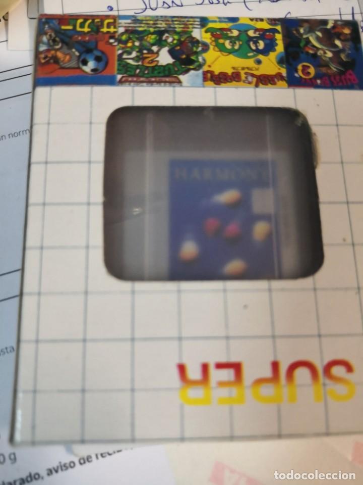 Videojuegos y Consolas: Cartucho coleccionable JUEGO HARMONY CLON CLONICO NINTENDO GAME BOY - Foto 2 - 202111811
