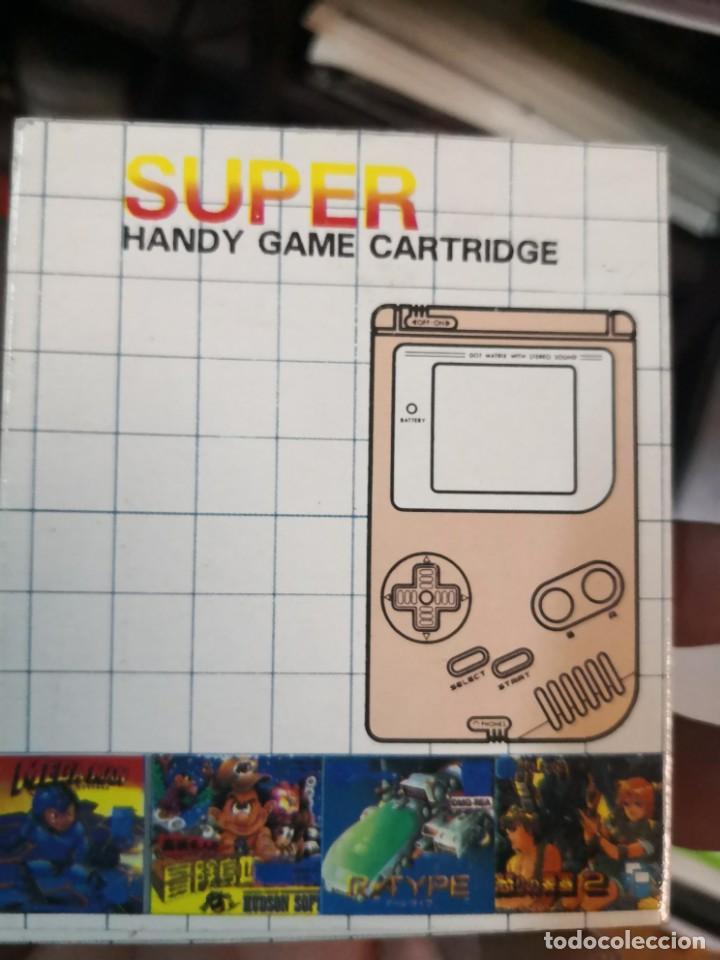 Videojuegos y Consolas: Cartucho coleccionable JUEGO HARMONY CLON CLONICO NINTENDO GAME BOY - Foto 3 - 202111811