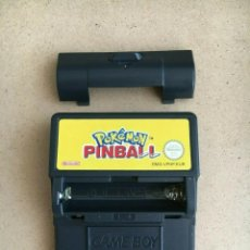Videojogos e Consolas: JUEGO GBC ORIGINAL - POKEMON PINBALL - PAL EUR GAME BOY COLOR ORIGINAL. Lote 202677438