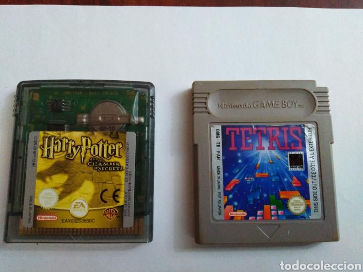 LOTE DE 2 JUEGOS ( GAME BOY COLOR Y NINTENDO GAME BOY ) (Juguetes - Videojuegos y Consolas - Nintendo - GameBoy Color)