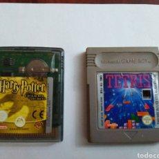 Videojuegos y Consolas: LOTE DE 2 JUEGOS ( GAME BOY COLOR Y NINTENDO GAME BOY ). Lote 236108310