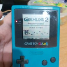 Videojuegos y Consolas: CONSOLA GAMEBOY COLOR NINTENDO GAME BOY. Lote 205071877