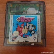 Videojuegos y Consolas: LAS SUPER NENAS GAMEBOY COLOR CARTUCHO. Lote 205735843