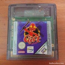 Videojuegos y Consolas: GIFT GAME BOY COLOR CARTUCHO. Lote 205736018