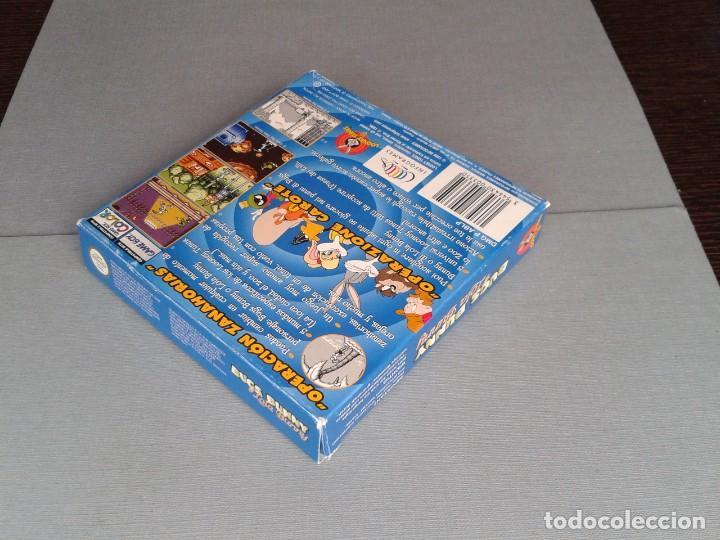 Videojuegos y Consolas: GAMEBOY COLOR GBC BUGS BUNNY & LOLA BUNNY COMPLETO CAJA Y MANUAL BOXED CIB PAL R11042 - Foto 7 - 205801250