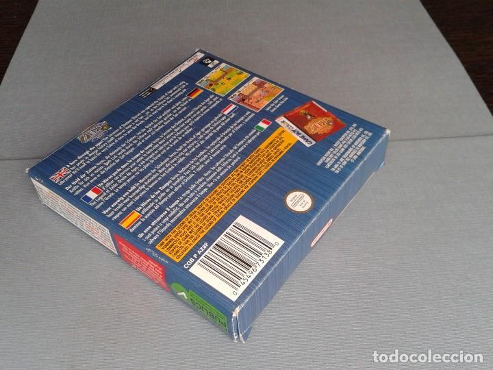 Videojuegos y Consolas: GAMEBOY COLOR GBC LEGEND OF ZELDA ORACLE AGES COMPLETO CAJA MANUAL BOXED CIB PAL R11043 - Foto 7 - 205801475