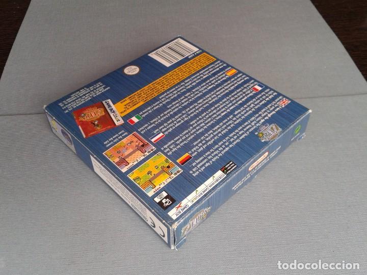 Videojuegos y Consolas: GAMEBOY COLOR GBC LEGEND OF ZELDA ORACLE AGES COMPLETO CAJA MANUAL BOXED CIB PAL R11043 - Foto 8 - 205801475