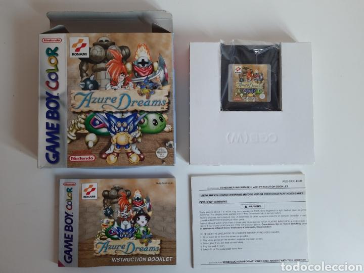 AZURE DREAMS NINTENDO GAMEBOY COLOR (Juguetes - Videojuegos y Consolas - Nintendo - GameBoy Color)