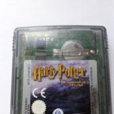 Videojuegos y Consolas: HARRY POTTER Y LA PIEDRA FILOSOFAL GAME BOY COLOR. Lote 207121330