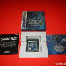Videogiochi e Consoli: THE LEGEND OF ZELDA ORACLE OF AGES - GAME BOY COLOR - GAMEBOY. Lote 207284761