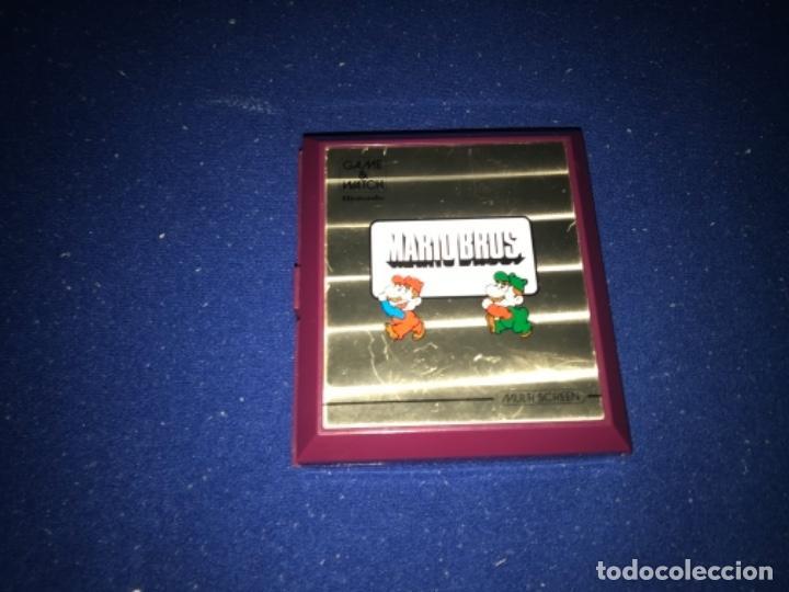 Videojuegos y Consolas: 1983 game watch nintendo mario bros. multi screen funciona perfecta imagen y sonido. 1983 - Foto 6 - 207416690