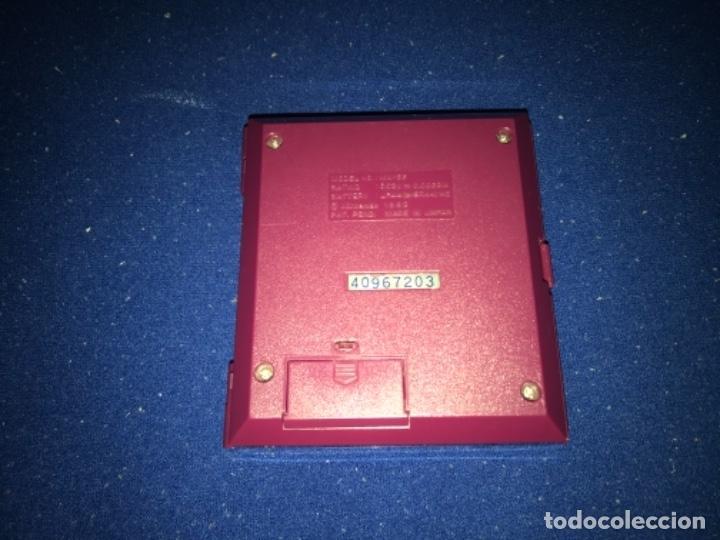 Videojuegos y Consolas: 1983 game watch nintendo mario bros. multi screen funciona perfecta imagen y sonido. 1983 - Foto 7 - 207416690