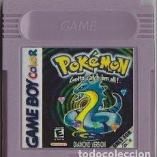Videogiochi e Consoli: JUEGO GBC GAME BOY COLOR GAMEBOY: POKEMON DIAMOND (IDIOMA DEL JUEGO INGLES). Lote 208794777