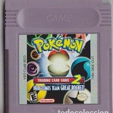 Videojuegos y Consolas: JUEGO GBC GAME BOY COLOR GAMEBOY: POKEMON TRADING CARD GAME 2 (IDIOMA DEL JUEGO INGLES). Lote 249491185
