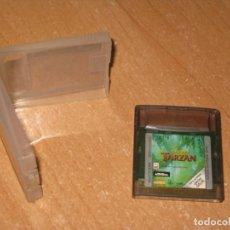 Videojuegos y Consolas: JUEGO DISNEY´S TARZAN 1999 GAME BOY COLOR. Lote 209349042
