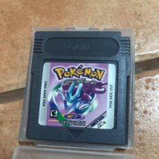Videojuegos y Consolas: CARTUCHO POKÉMON CRYSTAL GAME BOY COLOR. Lote 209361658